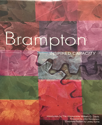 Brampton Board of Trade, Brampton, Inspired Capacity, Charles Owen and Company, Inc. 2003
